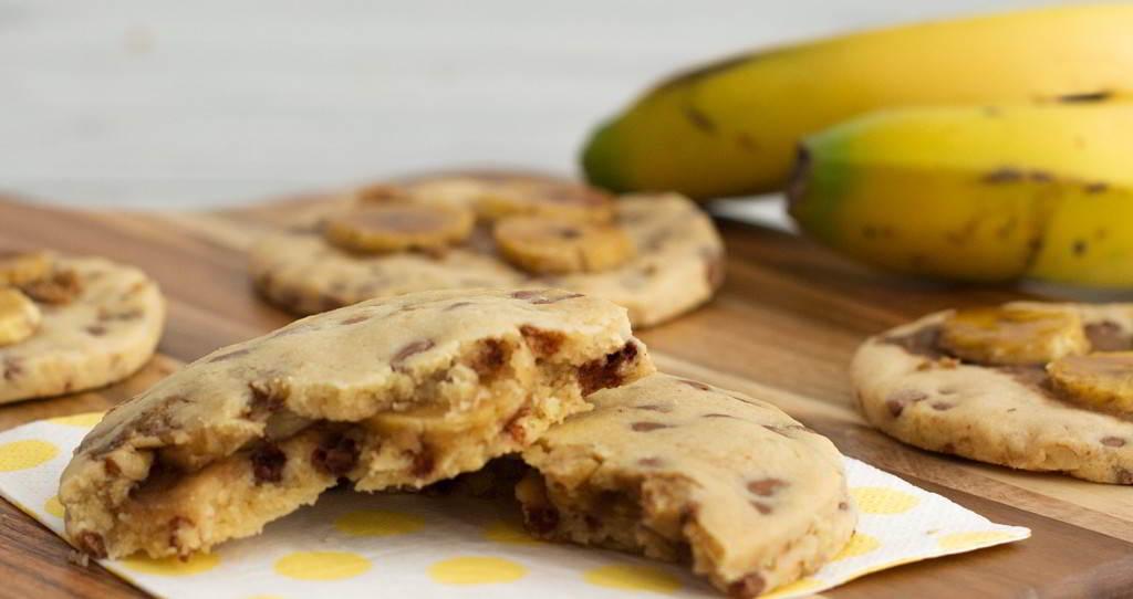 galletas-de-plátano