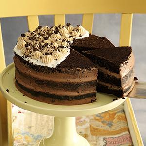 Irish Coffee Cake o Tarta de Café Irlandés