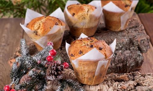 Muffins con sabor a Panettone ¡fáciles y deliciosos!