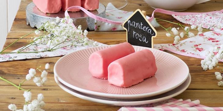 Pastelitos Pantera Rosa Caseros