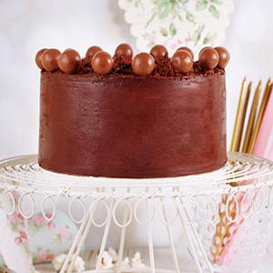 Tarta del diablo o Devil's Food Cake