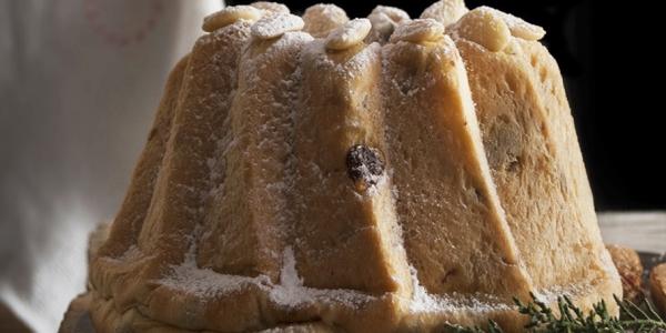 Receta de Kugelhopf (delicioso pan dulce navideño) Paso a Paso
