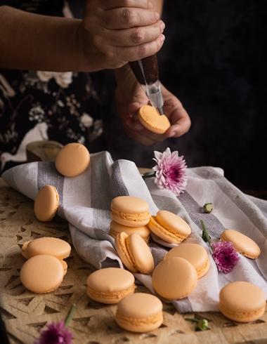 Receta de Macarons: Trucos y Consejos para que queden perfectos