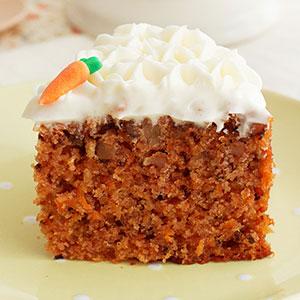 La receta de Carrot Cake con maýusculas... te va a enamorar