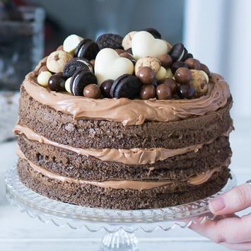Tarta de Nutella