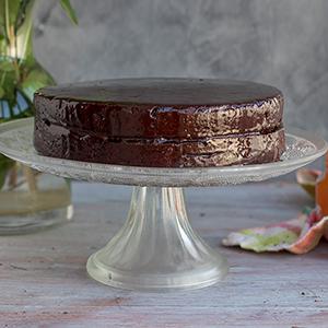 Tarta Sacher receta paso a paso