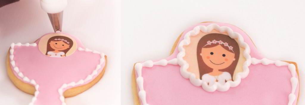 galletas decoradas con glasa