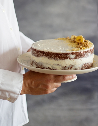 Tarta Colibrí o Hummingbird Cake