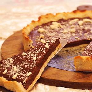 Tarta de Chocolate Fácil y Riquísima