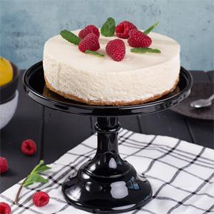 Tarta de limón fría o tarta mousse de limón