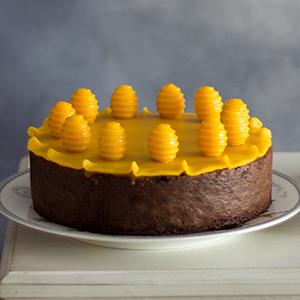 Simnel Cake para Pascua
