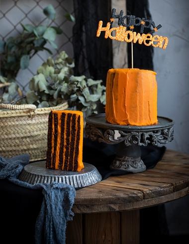 Tarta Vertical Halloween