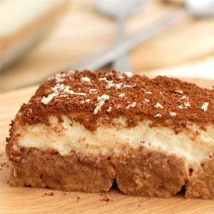Tarta de tiramisú Fácil y deliciosa