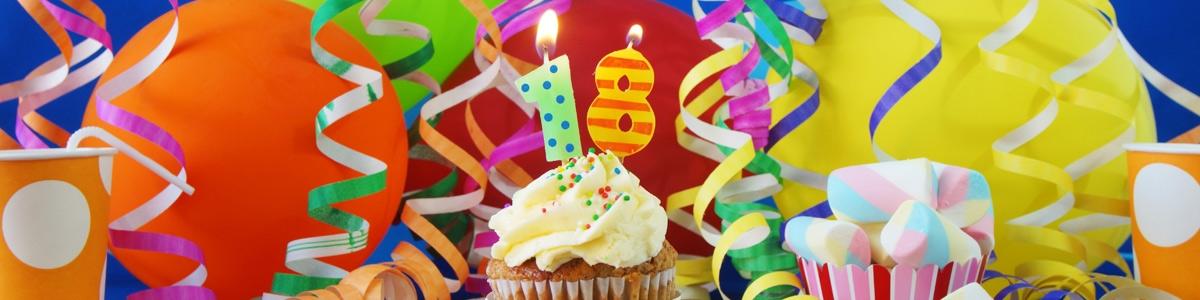 18 Cumpleaños