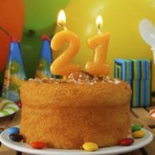 21 Cumpleaños
