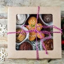 Cajas y bolsas para galletas