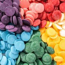 Cobertura de colores