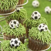 Cumpleaños Fútbol