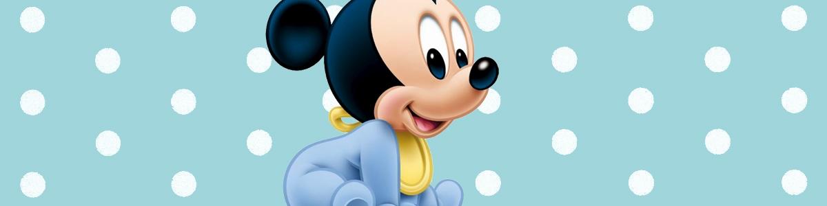 Decoracion Cumpleanos Mickey Bebe Comprar Online