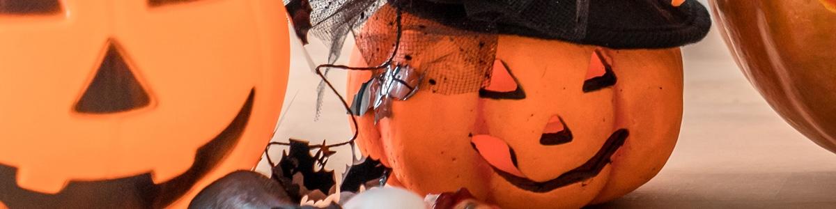 Decoración Calabazas Halloween