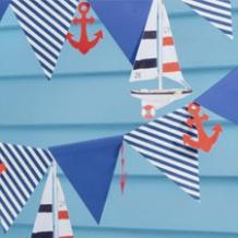 decoración fiestas marineras y náuticas