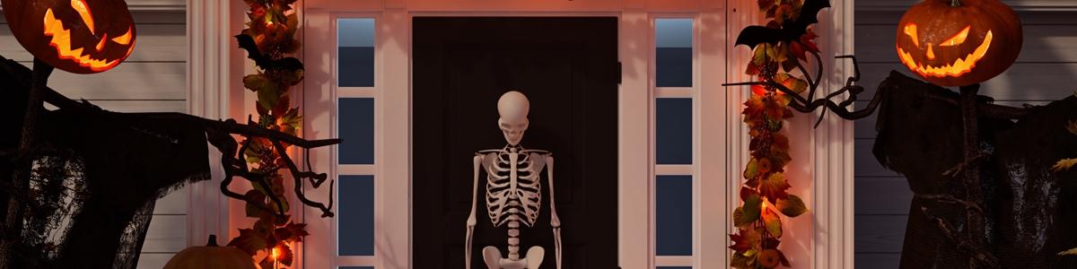 Decoración Puertas y Paredes Halloween