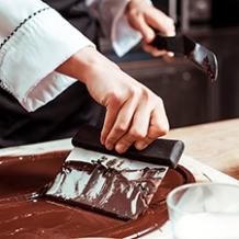 Espátulas para Chocolate