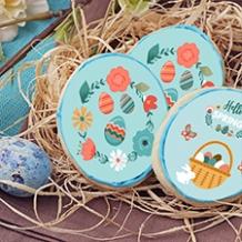 Impresiones comestibles Pascua