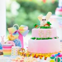 Mesas Dulces Pascua
