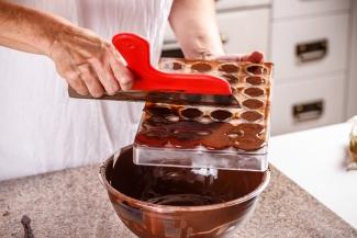 Moldes de policarbonato para chocolates