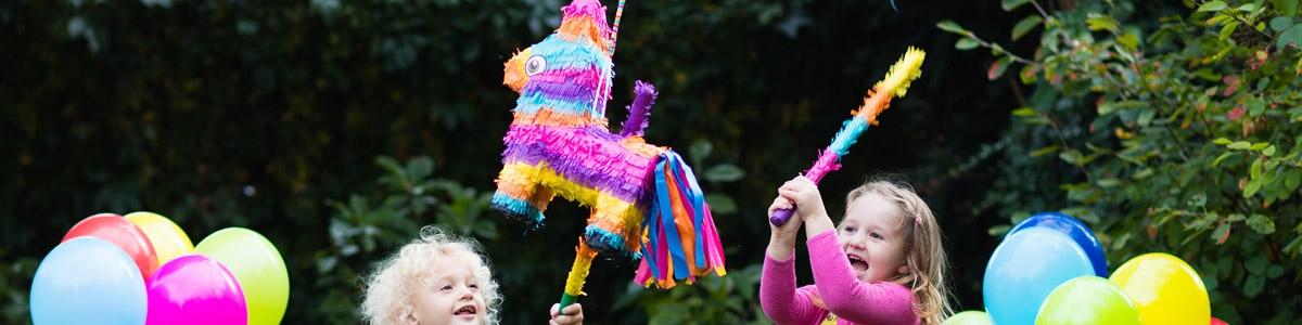 Piñatas Cumpleaños