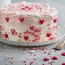 Decoraciones de Azúcar San Valentín
