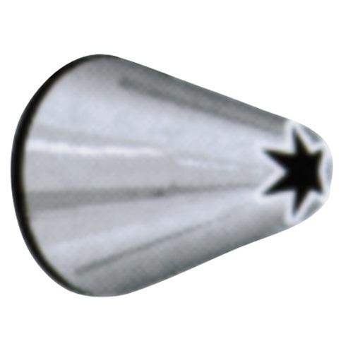 Boquilla #16 Estrella abierta acero inox.
