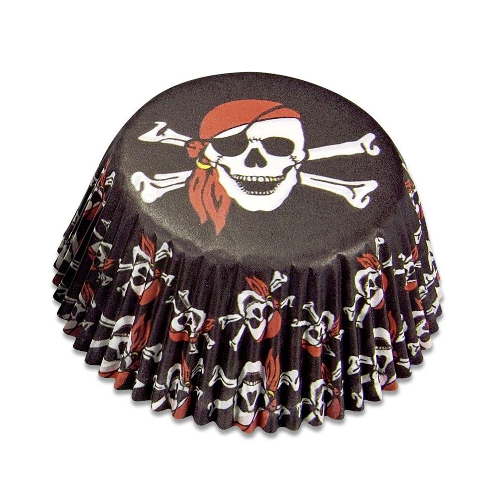 Cápsulas Calavera pirata