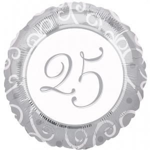 Globo 25 aniversario