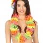 Collar Hawaiano Neón
