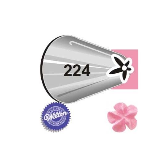 Boquilla #224 dropflower