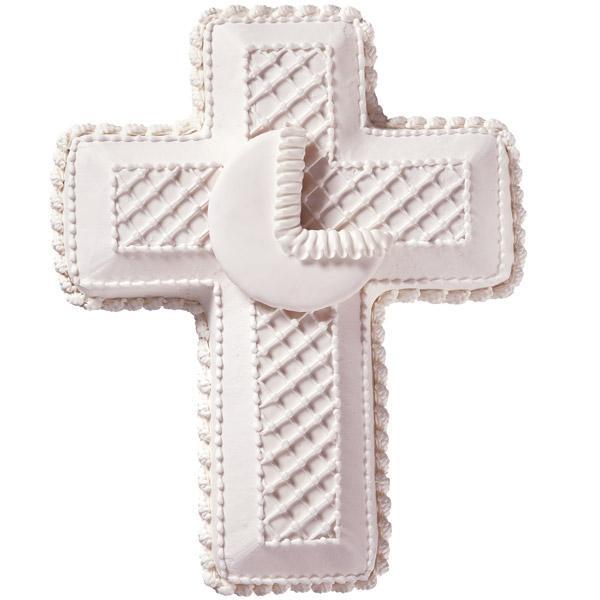 Molde forma de cruz