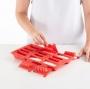 Molde de Silicona Para Hacer Mini Pastelitos Rellenos Redondos