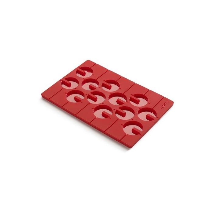 Molde de silicona Piruletas 3D