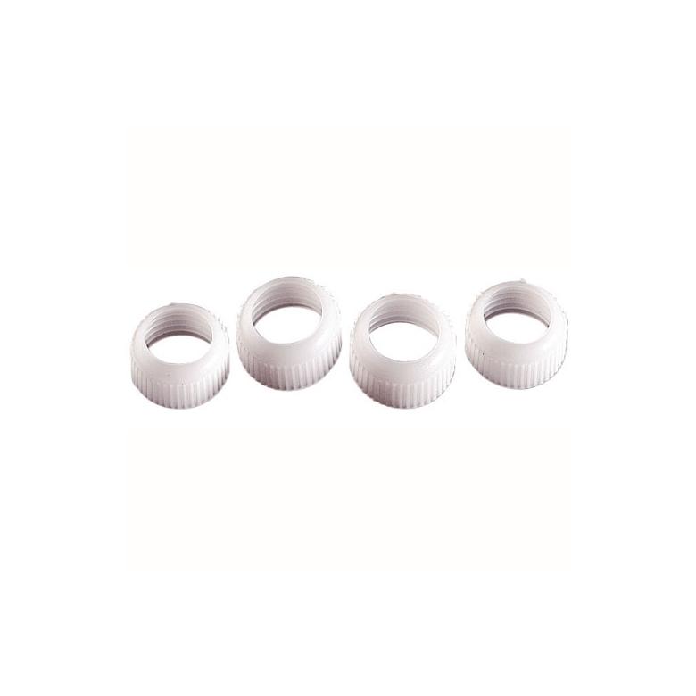 Set de 4 anillos adaptadores de Wilton