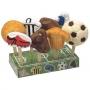 Molde para Lolly-Cakes fútbol