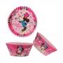 50 Cápsulas Cupcakes Minnie Mouse