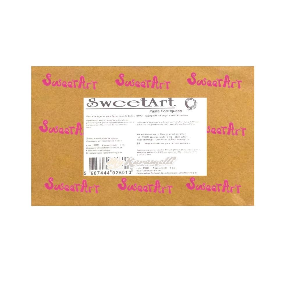 Fondant color Café Sweet Art 250 gr