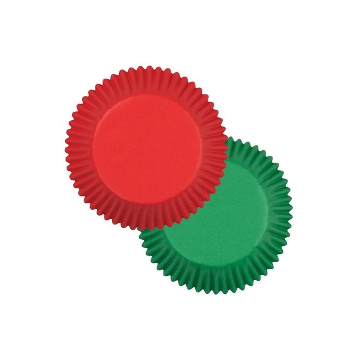 Pack de cápsulas rojas y verdes (75 uds)
