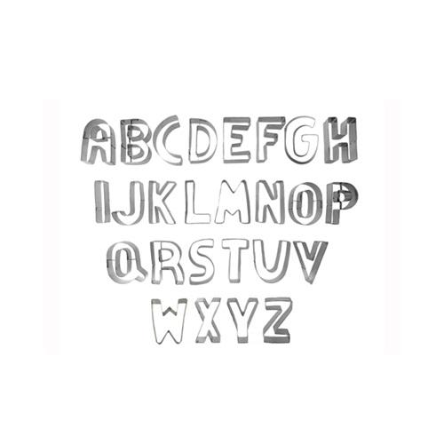 Set mini cortadores abecedario Ibili