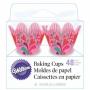 Mini tulipas para Hornear San Valentín