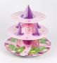 Stand para cupcakes Castillo de Princesas