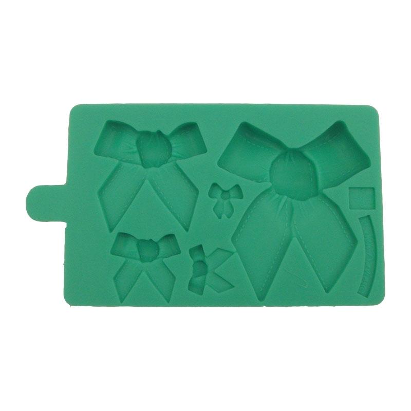 Molde silicona Lazos