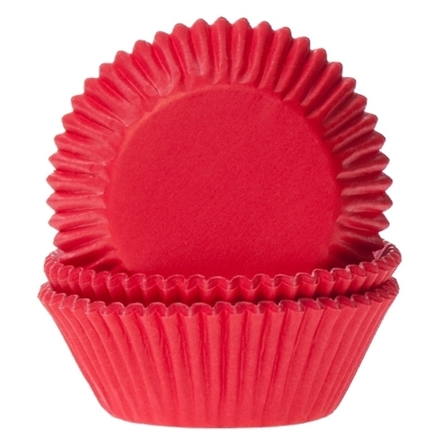 Cápsulas para cupcakes Red Velvet